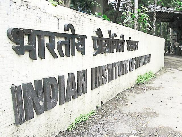 The IITs have been forced to lower the bar in the past two years to fill up their seats.