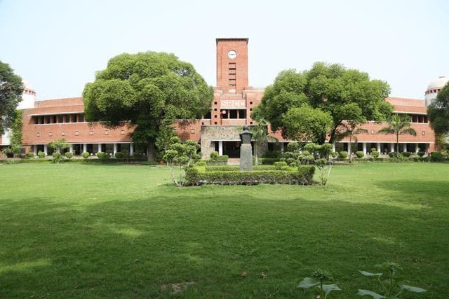 In pics: 90 years of Shri Ram College Of Commerce, Delhi ...