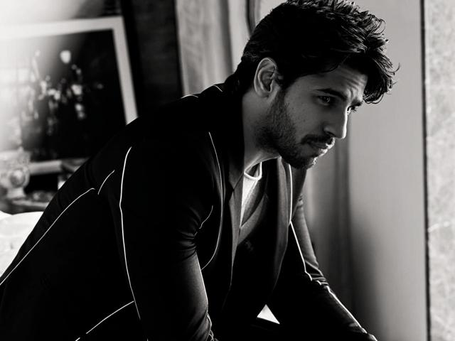 Actor Sidharth Malhotra says being an actor is also like a public service.