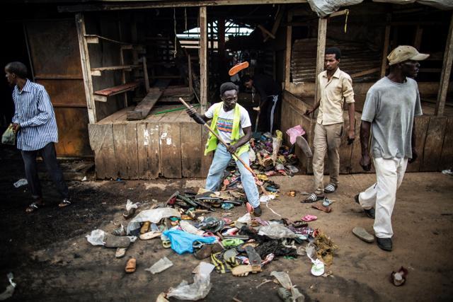 Gabon,Gabon violence,Jean Peng