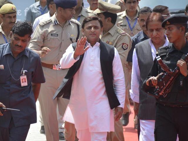 UP CM Akhilesh Yadav,Uttar Pradesh Chief Minister Akhilesh Yadav,Ala Hazrat Haj House