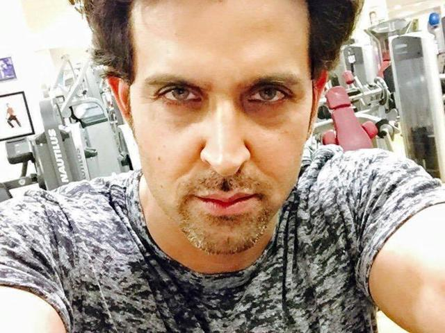 Going by Hrithik's post, he clearly has a lot of RESPECT for the hacker!