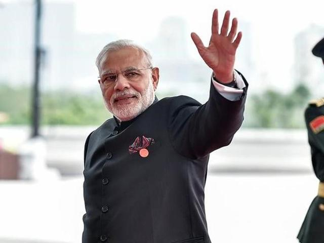 Prime Minister Narendra Modi on Tuesday wished Jains on the last day of 'Paryushan Parva', sending the message of unity and harmony.