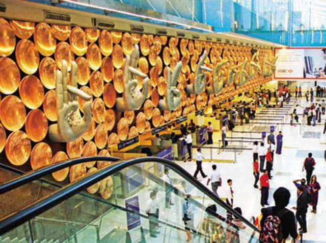 Bringing gold jewellery into country to get easy at Delhi