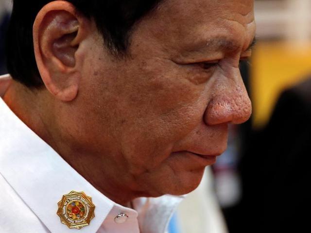 Philippines,President Rodrigo Duterte,Abu Sayyaf