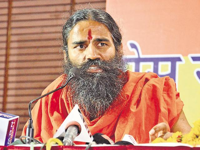 Ramdev said his research institute will be first of its kind in the country that will breed cows of international standards.