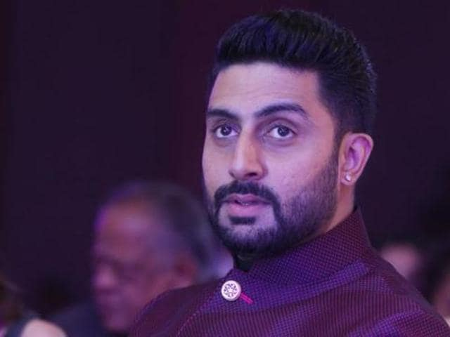 Abhishek Bachchan is very particular about Twitter trolling.