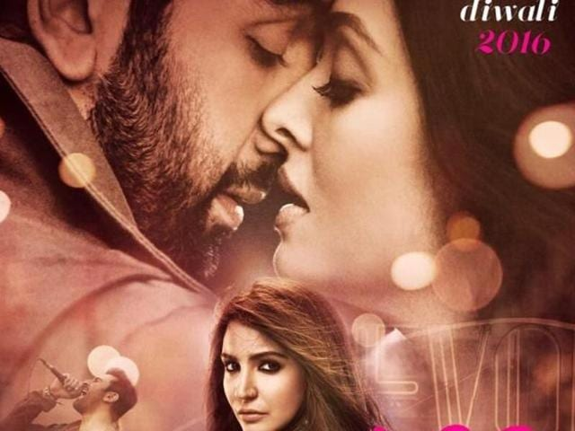 Ae Dil Hai Mushkil is schedule to be released on October 28, 2016.