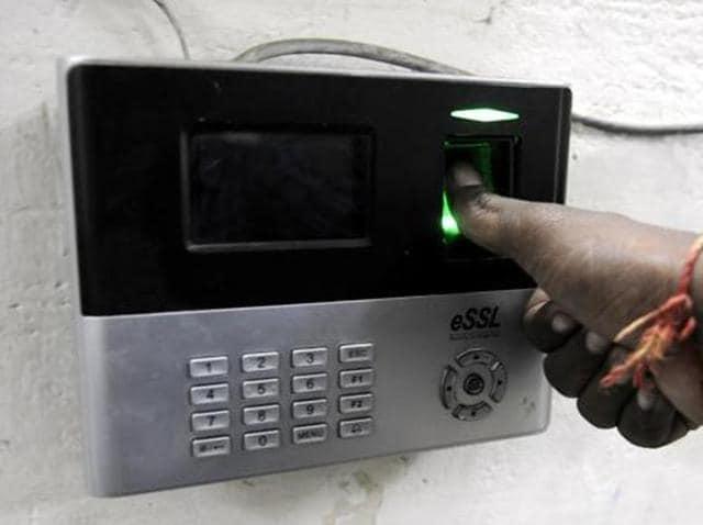 Separate biometric