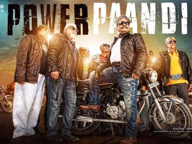 Dhanush,Power Pandi,Dhanush as director