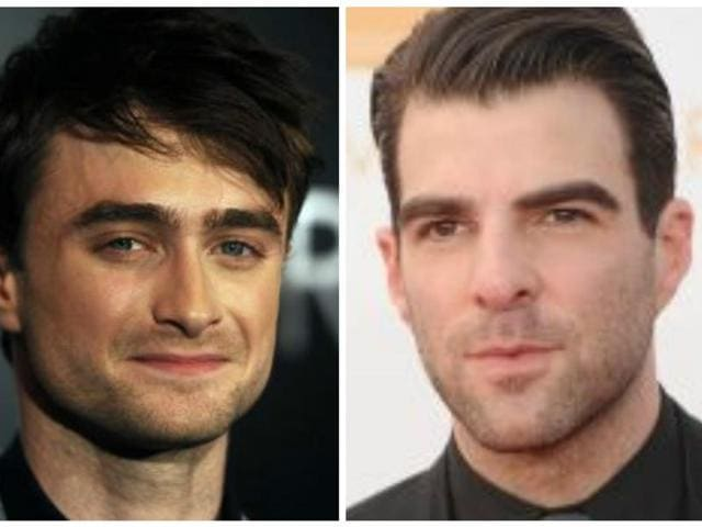Daniel Radcliffe,Zachary Quinto,Anonymous
