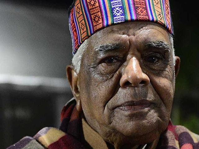 Babulal Gaur said he didn't want to comment on the issue.