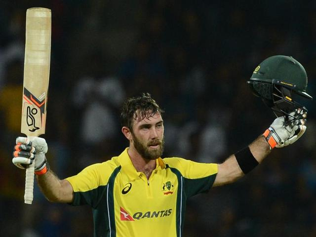 Maxwell's 65-ball 145, featuring 14 fours and nine sixes, was the second highest in international T20s.