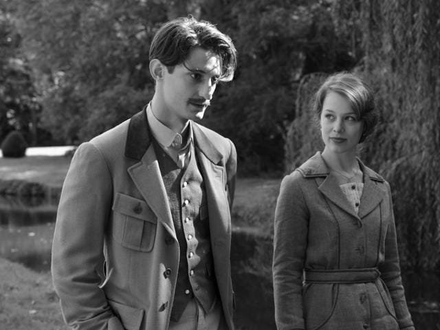 Frantz stars Yves Saint Laurent star Pierre Niney who plays a disturbed French soldier.