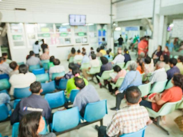 The chief medical officer and his team of doctors kept a 32-week pregnant rape survivor and her father waiting for medical tests for over three hours.
