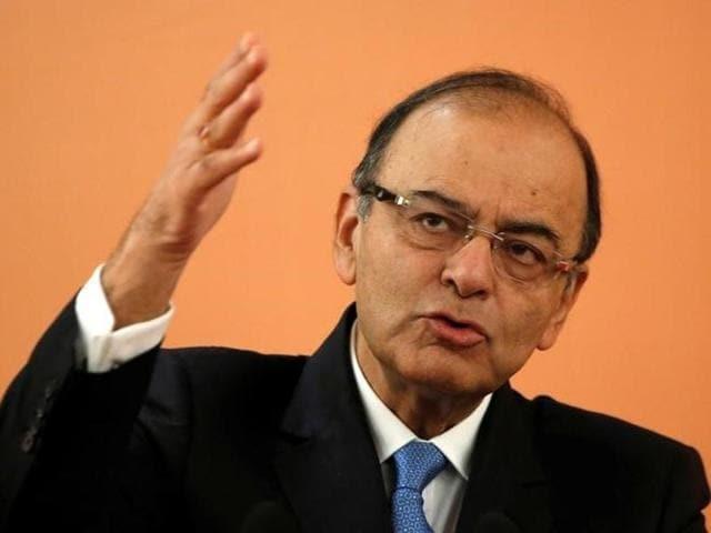 India,Finance Minister,Arun Jaitley