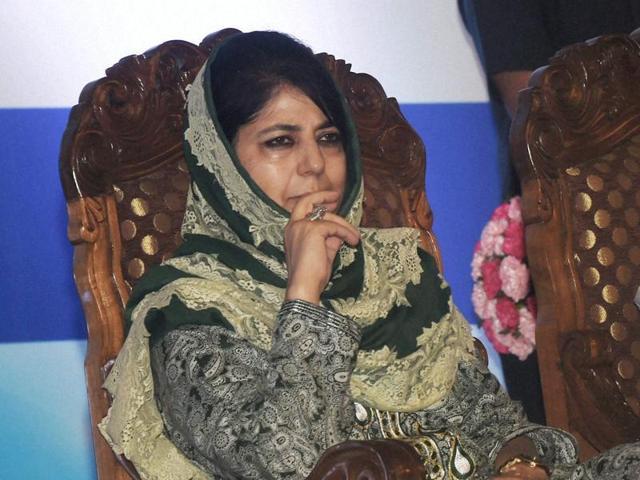 Mehbooba Mufti,Separatists,Kashmir unrest