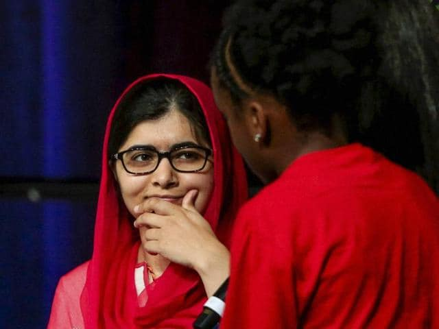 Pakistan's teenage Nobel laureate Malala Yousafzai has called the international community to work together to improve the situation in Kashmir.