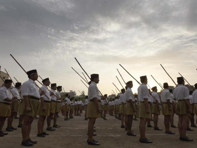 Kerala is planning a ban on RSS' training and learning sessions) in temples across the state.