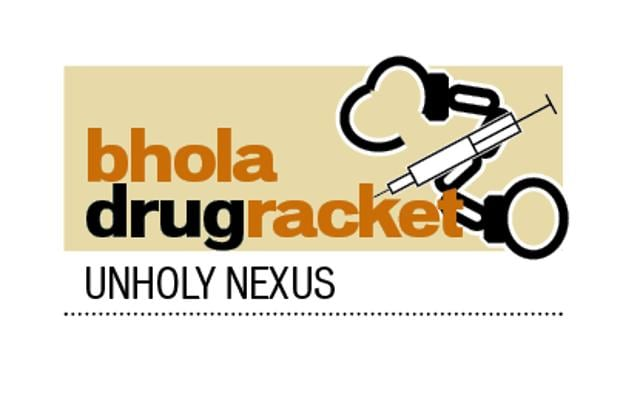 The court is monitoring the fight of Punjab, Haryana, and Chandigarh against drugs, and this petition relates to that.