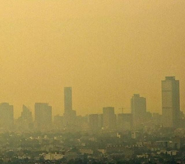 Oxford University,polluted cities,magnetite nanoparticles