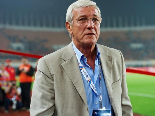 Marcello Lippi,Guangzhou Evergrande,Chinese Super League