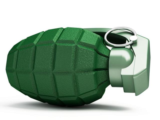 essay on boy with a toy hand grenade