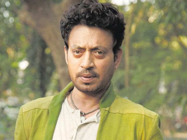 Irrfan Khan says whenever he writes a book, he has a few issues that he has to deal with.