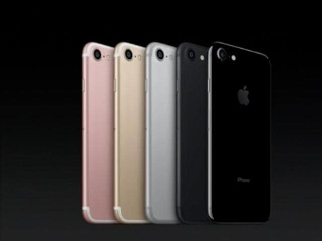 Apple launch event,iPhone7 launched,iPhone 7 Plus