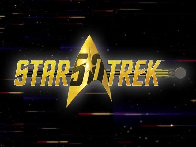 Star Trek,Star Trek 50th,Star Trek 50th Anniversary