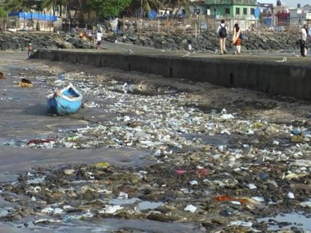 Ganeshotsav,Immersion,Versova beach
