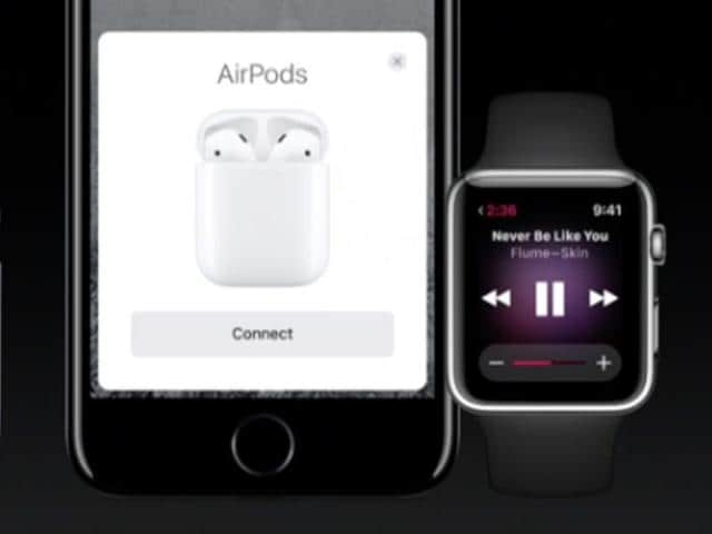 Along with the new iPhone, Apple also brought in an updated Apple Watch Series 2 and new wireless earphones called Airpods.