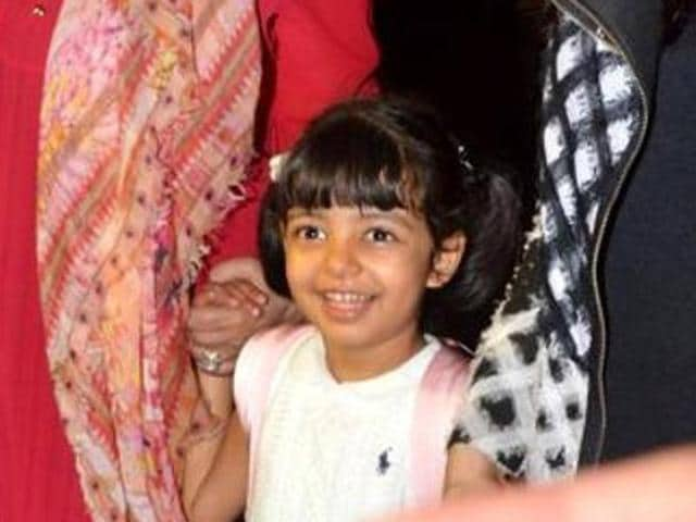 Reports claim Aaradhya enjoys Ganesha festival and eagerly waits for it every year!