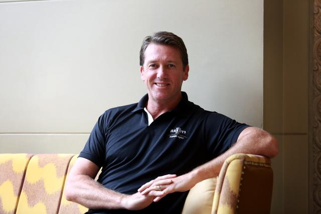 India is a home away from home for Glenn McGrath   cricket   Hindustan Times