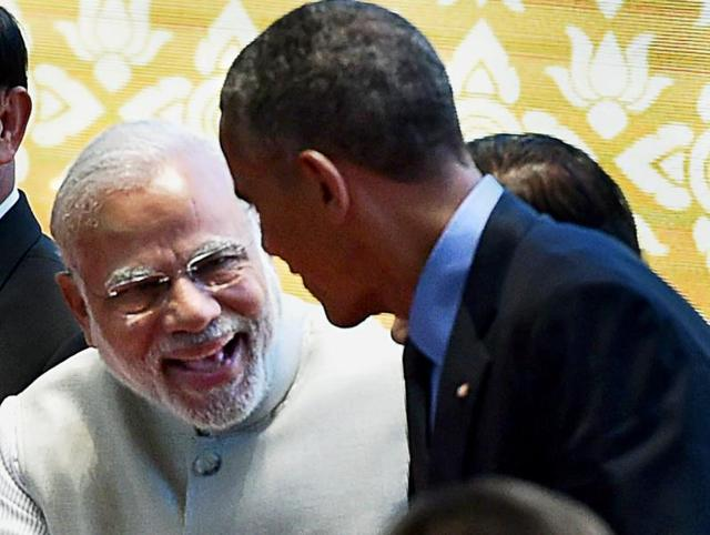 Barack Obama,Narendra Modi,Strong partner