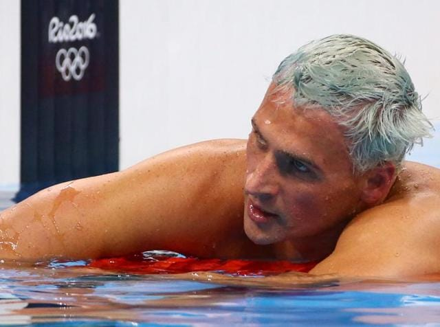 Lochte banned for 10 months for fabricating Rio robbery story: Reports