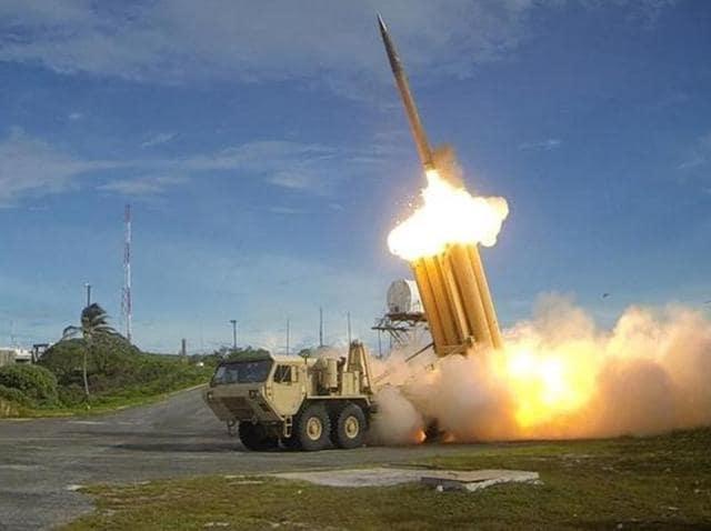 China South Korea ties,THAAD,US Terminal High Altitude Area Defense