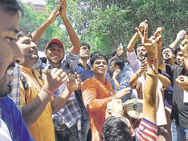 JNUSU,JNU elections,Kanhaiya Kumar