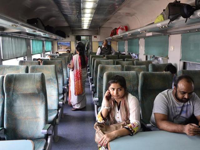 Rail tickets dynamic fare system