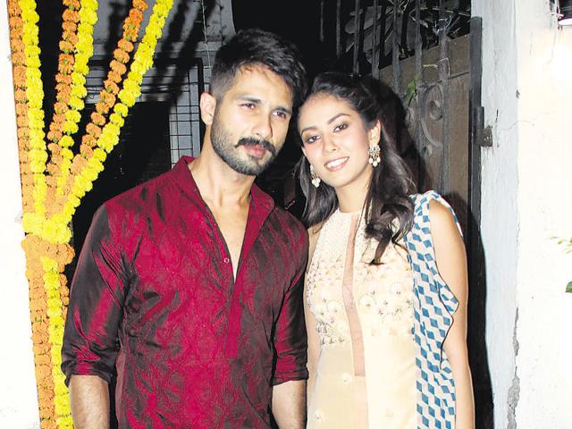 Shahid Kapoor wants to take the approval of his religious head in Amritsar before making the name of his daughter public.