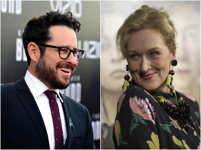 JJ Abrams and Meryl Streep will produce a limited series based on Nathan Hill's breakout novel The Nix.