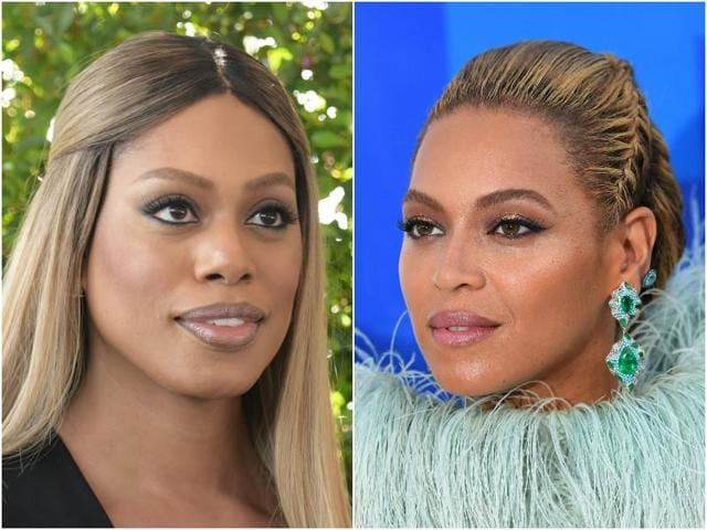 Laverne Cox,Beyonce,Orange Is The New Black