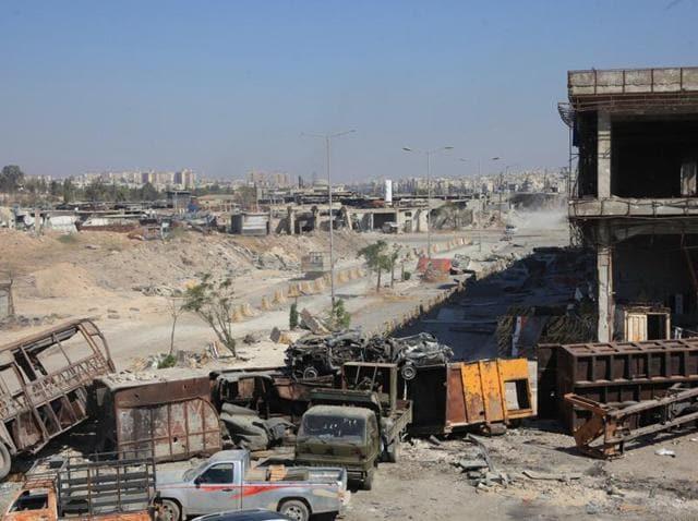 Syria,Syria regime,US-Russia talks