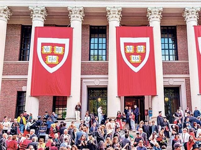 Education historian David Labaree points out that the origins of the American university system were humble, parochial, and deeply local, unlike the universal and cosmopolitan ambitions of the European university.(Reuters Photo)