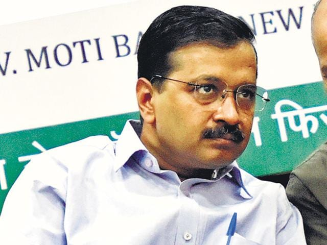 Delhi chief Minister Arvind Kejriwal: In the Delhi government's view, the office of 'parliamentary secretary' is not an office of profit. But still the question remains why it did not wait for its Bill on exemption from office of profit disqualification to receive presidential assent.
