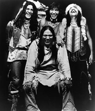 Redbone was the first native American rock band; it gave a voice to the indigenous people(Getty Images)