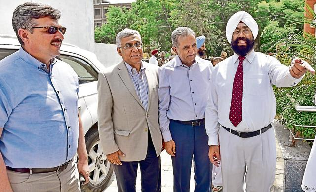 On the first day of their visit to India, judges Anwar ul Haq, Sayeed Shehbaz Ali Rizvi and Mohammad Farrok Irfan Khan said they plan to develop a museum at their high court on the lines of the one at the Punjab and Haryana high court in Chandigarh.