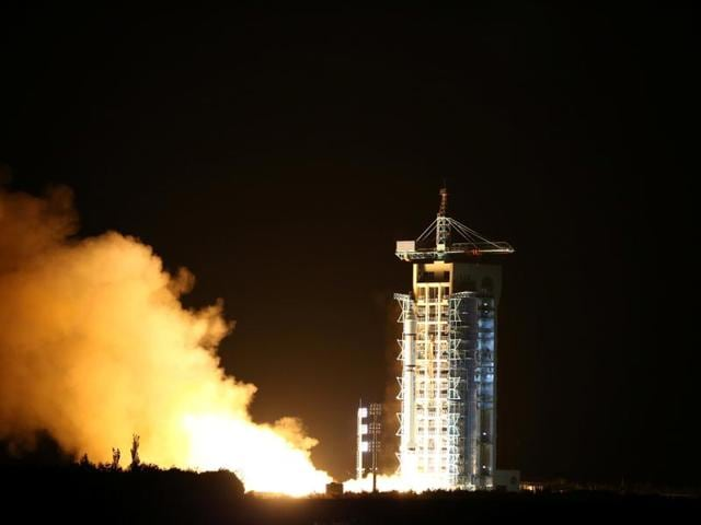 China failed to put one of the most advanced satellites into the orbit.