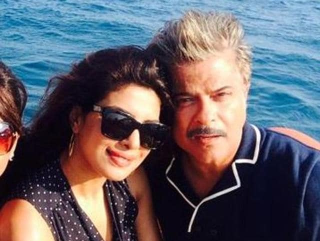 Anil Kapoor says Priyanka is not just a great actor but also a fantastic human being.