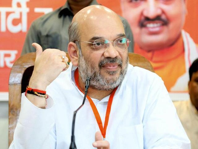 BJP president Amit Shah has formed a 5-member team to probe 'growing political violence' targeting party workers in Kerala.